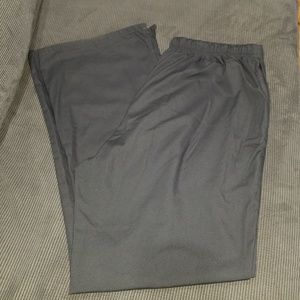 v life Pants - V life dark gray boot cut scrub pants M